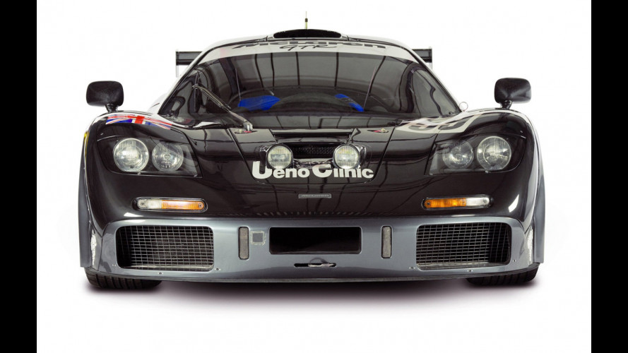McLaren F1: già 20 anni