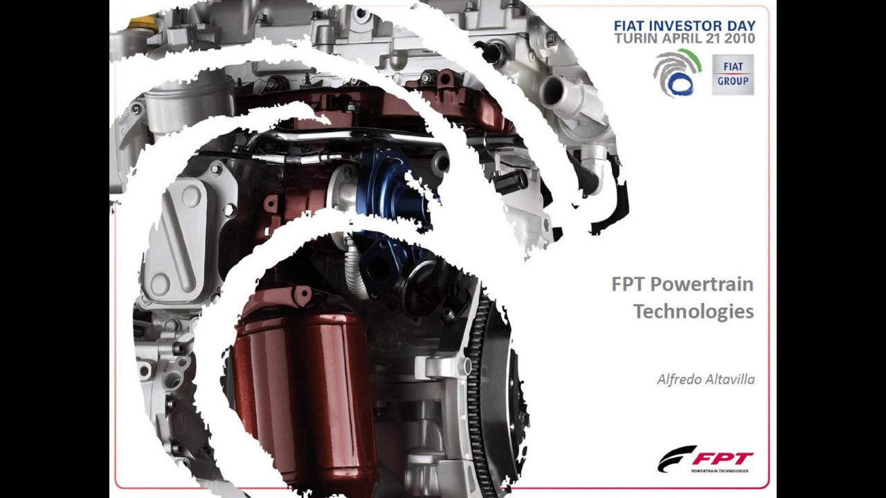 Piano Strategico 2010-2014: Fiat Powertrain Technologies