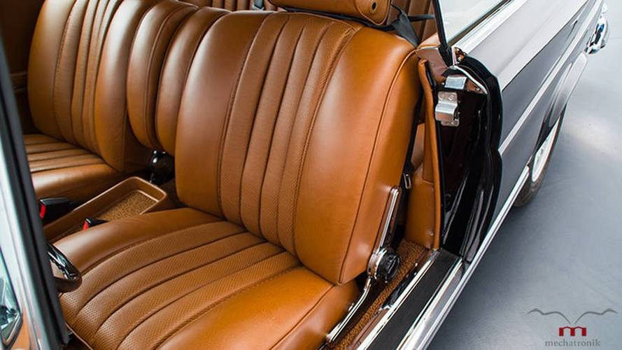 Mercedes-Benz W111 M-Coupe 5.5 by Mechatronik Engineering