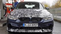 2018 BMW M3 CS photos espion