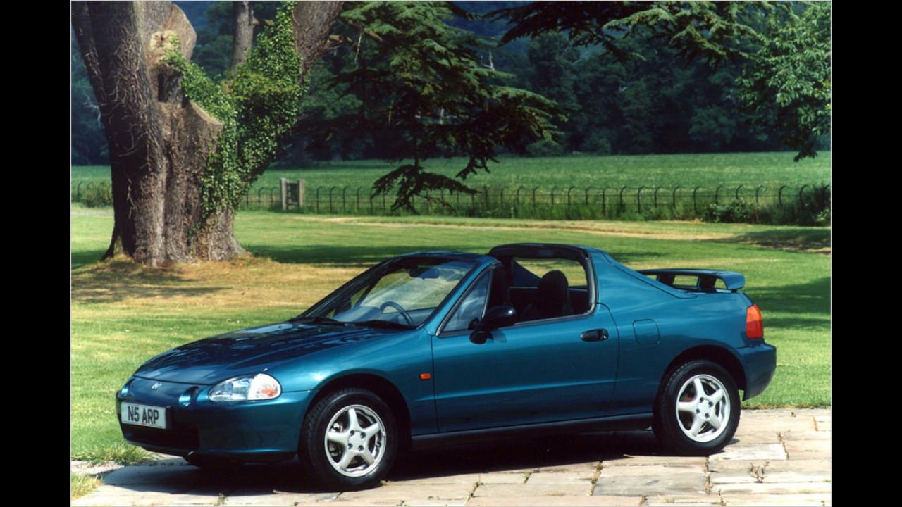 Honda CRX del Sol (1992 bis 1998)