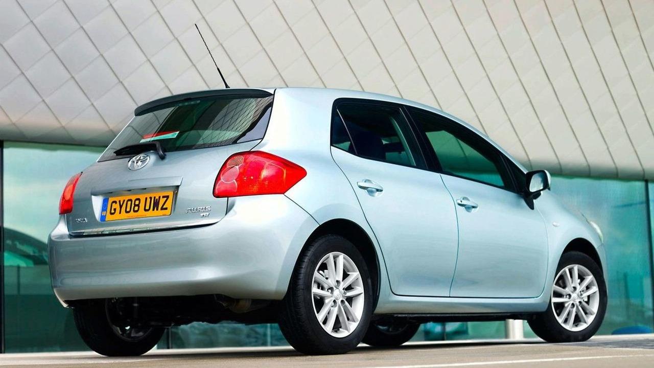 Toyota Auris TR (UK)