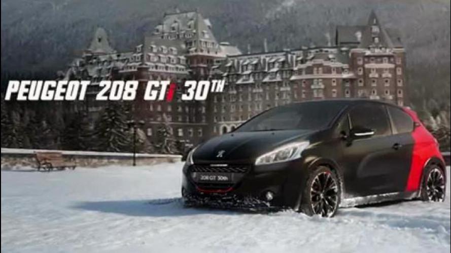 Peugeot 208 GTi, The Legend Returns