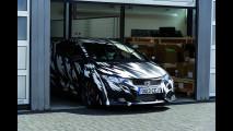 Honda Civic Type-R - Le prove al Nurburgring