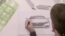 Volkswagen Arteon, primo teaser 006