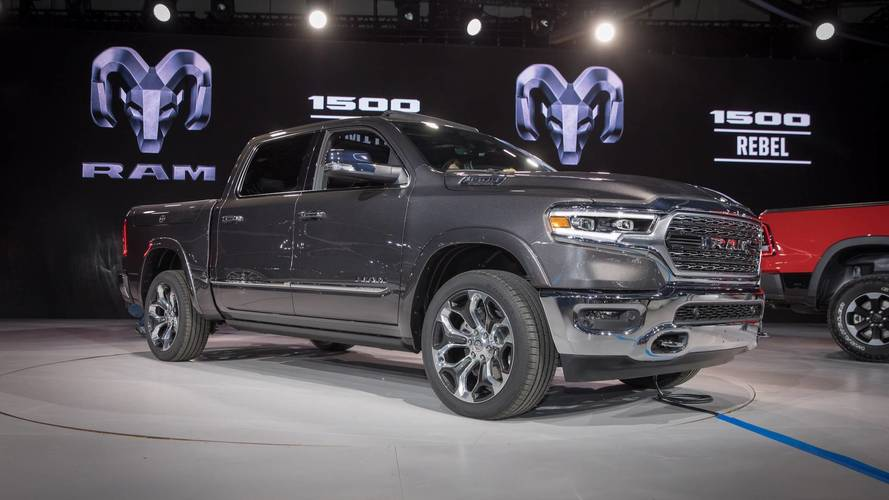 2019 Ram 1500: Stronger, Lighter, And More Efficient