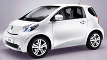New Toyota iQ small car