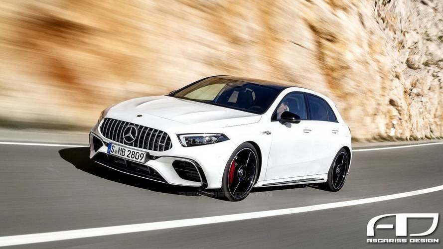 Mercedes-AMG Announces All-New Engine, AWD System For 400-HP A45