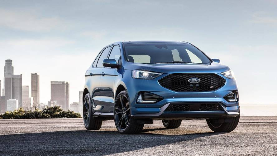 Ford Edge (2018) - Avec une nouvelle version ST de 335 ch