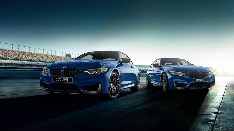 BMW Gives 3 Series And M3/M4 The Special Edition Treatment