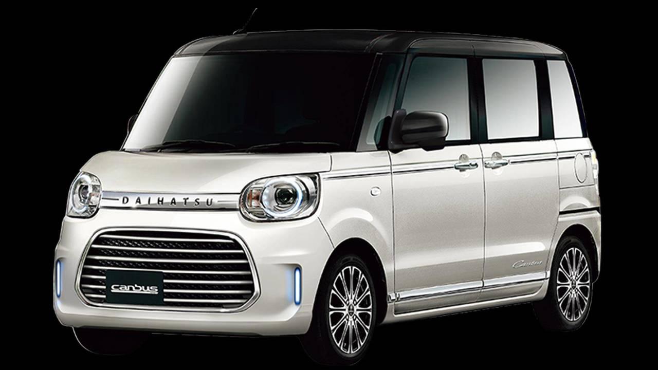 Daihatsu Move Canbus Premium