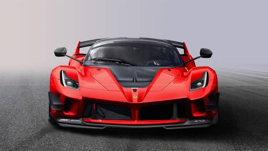 What If Ferrari Built A Street-Legal FXX K Evo?