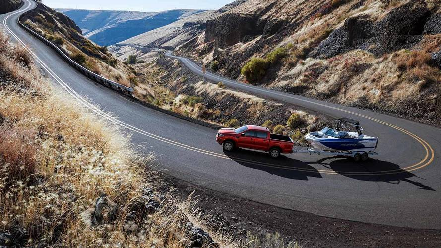 Ford Hid Even More Easter Eggs In New 2019 Ranger Promo Photos