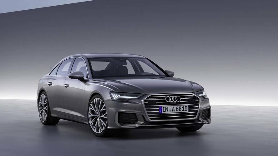 Csak enyhe hibriddel kínálják az új A6-os Audit