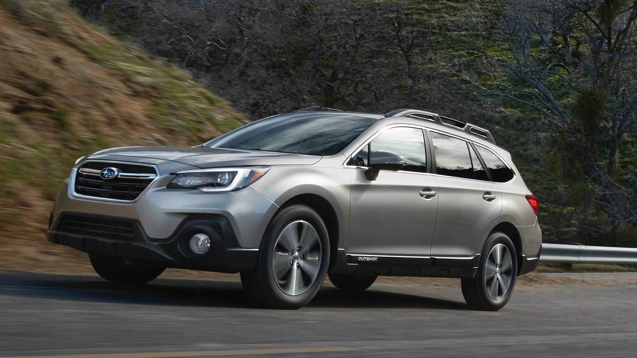 3. Midsize SUV/Crossover: Subaru Outback.