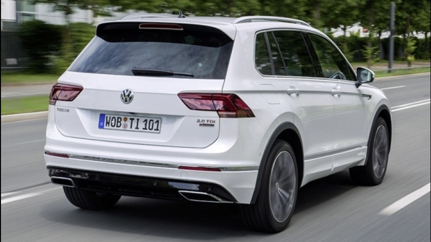 Volkswagen Tiguan, in vendita la 2.0 TDI da 240 CV