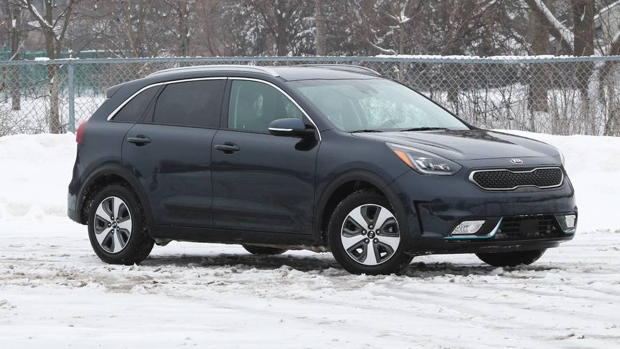 2018 Kia Niro PHEV Review: Making Plugging In Feel Normal