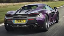 McLaren MSO Sport Series: paquete de mejoras
