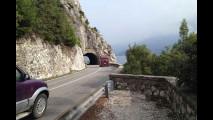 Pista ciclabile Lago di Garda, Limone-Trentino 004