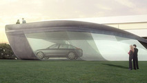 World's First Designer Garage by Citroen