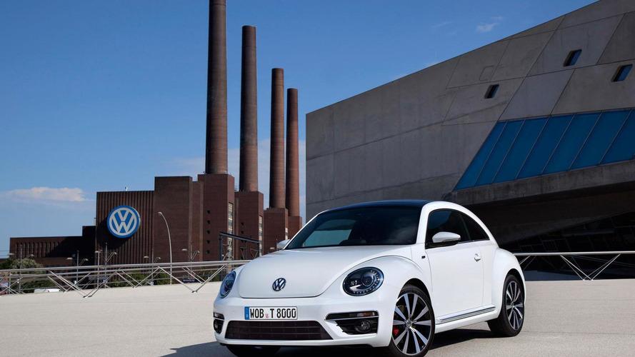 Volkswagen updates the US-spec Beetle Turbo & Jetta GLI