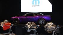 Dodge Challenger SRT8 Project UltraViolet at SEMA 31.10.2012