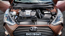 Hyundai Veloster SR Turbo