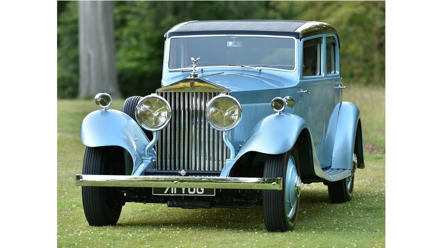 Sir Malcolm Campbell's 1933 Rolls-Royce Phantom II