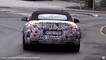 2018 BMW Z4 casus video