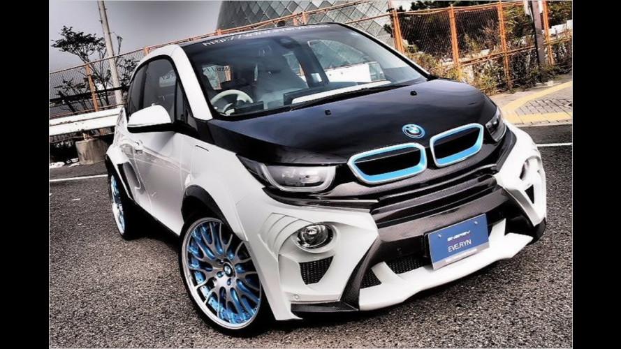 Ist das der erste getunte BMW i3?