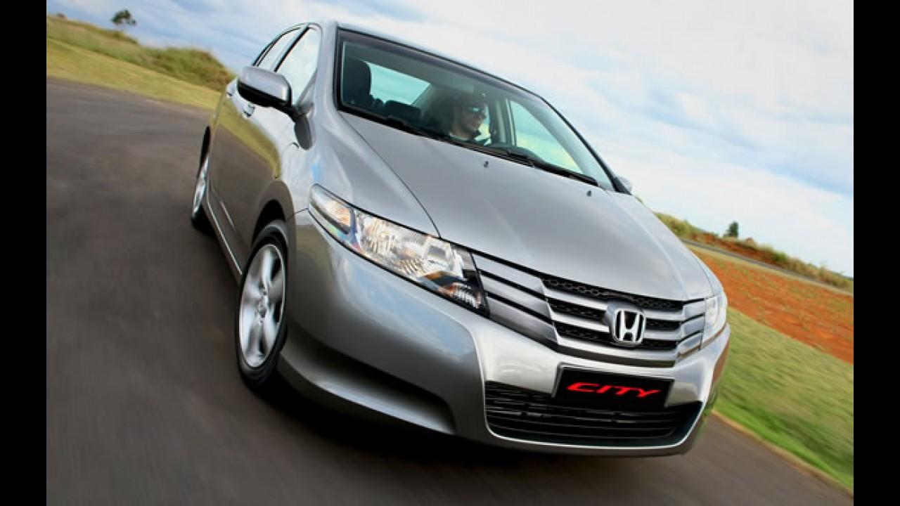 Honda anuncia recall de três modelos - Ação afeta 700 mil carros em todo o mundo