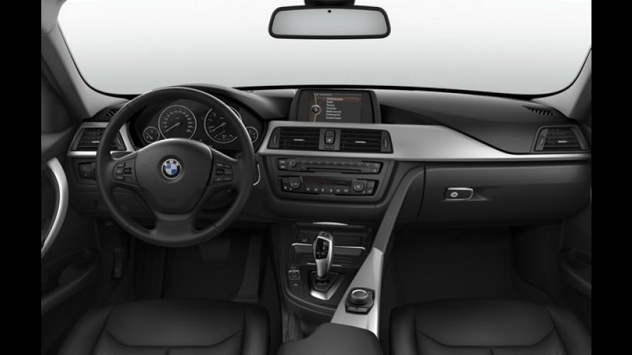 BMW 316i, versão de entrada da Série 3, chega ao Brasil por R$ 114.950