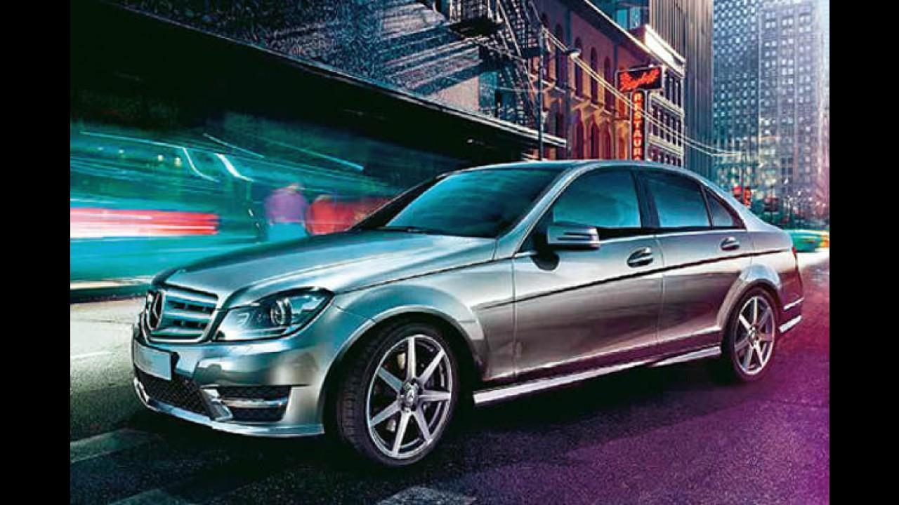 Para produzir futura Classe C, Daimler prepara investimentos de US$ 2 bi em fábrica norte-americana