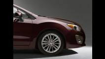 Novo Subaru Impreza 2012: divulgada primeira foto oficial