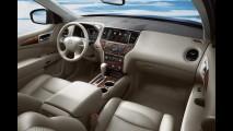 Oficial: Nissan Pathfinder 2013 tem primeiras imagens reveladas