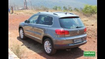 Impressões ao dirigir: Novo VW Tiguan 2012