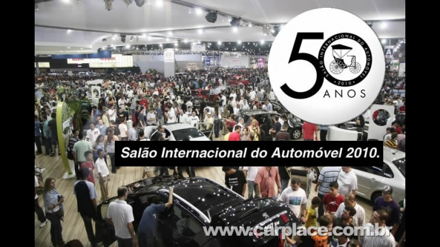 Salão do Automóvel de São Paulo 2010