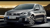 Novo Volkswagen Golf GTD será vendido no Reino Unido pelo equivalente a R$ 71.300
