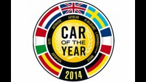 Saiu a lista com os finalistas do prêmio Car of The Year 2014