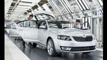 Skoda comemora 15 milhões de unidades produzidas