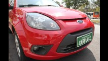 Garagem CARPLACE: Detalhes do visual do Ford KA 2012
