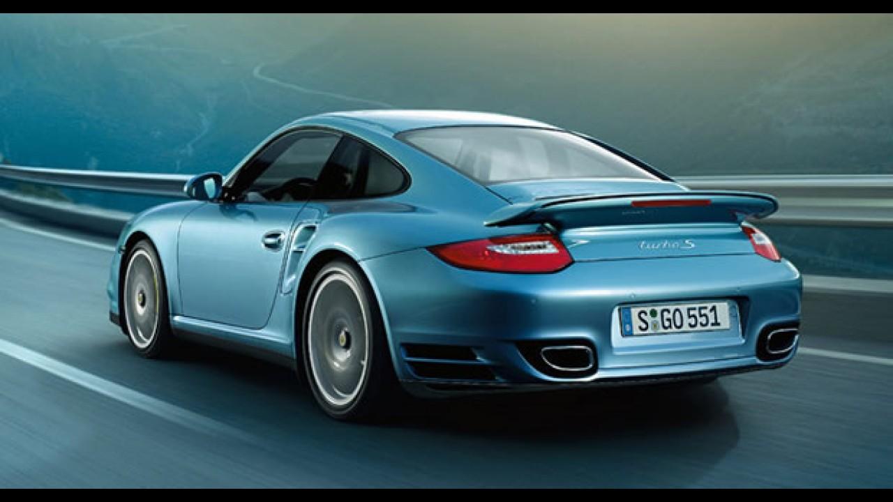 novo porsche 911 turbo s 2011 faz de 0 a 100km h em apenas. Black Bedroom Furniture Sets. Home Design Ideas