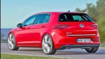 Segredo: VW adianta desenvolvimento da oitava geração do Golf em um ano