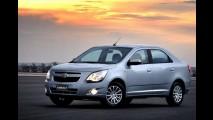 Do Brasil para o mundo: Chevrolet Cobalt chegará em janeiro na Europa