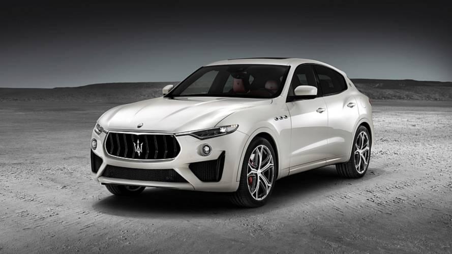Maserati Levante GTS 2018: debut en Goodwood, con 550 CV