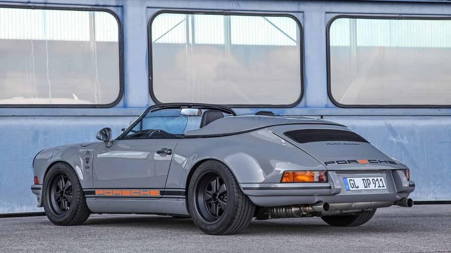 Porsche 911 Speedster, para amantes de lo clásico