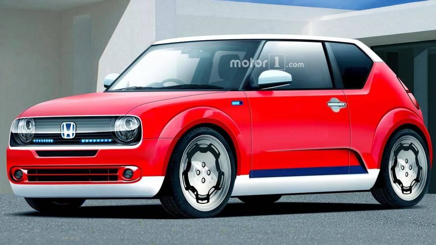 Así podría ser el Honda Urban EV de produccion