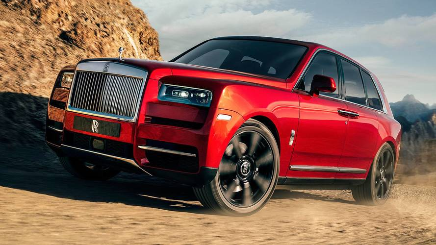 Rolls-Royce Cullinan, 10 cose da sapere sul SUV più lussuoso del mondo