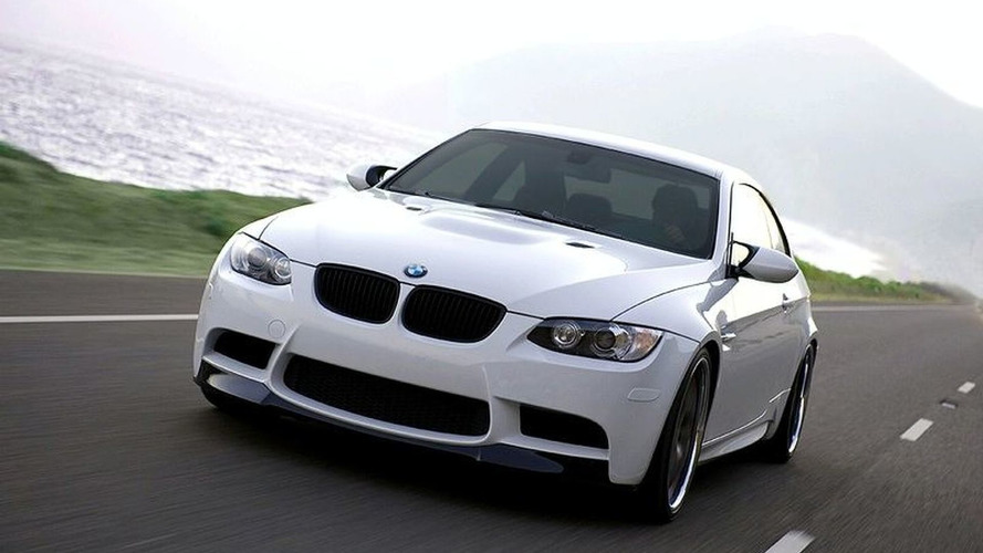 Vorsteiner E92 BMW M3 Goes for CSL Look