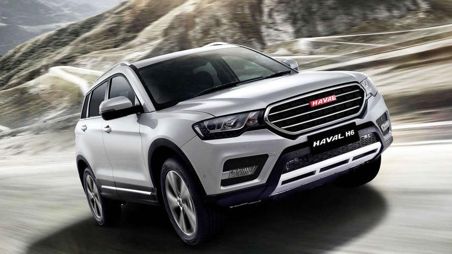 SUVs superam 1 milhão de unidades vendidas na China em novembro